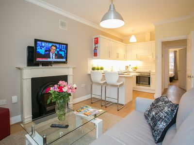 Photo for Dublin Castle - Superb 2 Bedroom Apartment in the heart of the city - sleeps 6