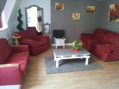 Photo for Bright and spacious appt, Hyper downtown Villers sur mer