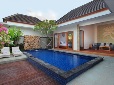 Photo for Bali Nyuh Gading Luxury Villas & Spa – One Bedroom Private Pool Villa #07