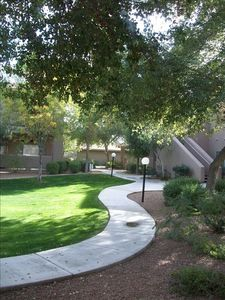 Photo for Lovely First Floor Condo, Gorgeous Grounds!  Convenient Location