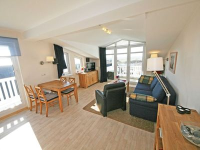 Photo for Apartment 07 2-room DG 4 stars - A: House Rügenscher Bodden with sea view 4 stars