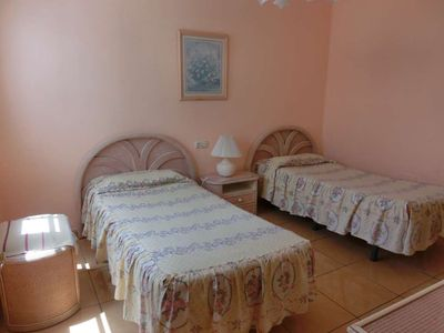 Photo for 3 bedroom Apartment, sleeps 5 in Puerto del Carmen with Pool and WiFi