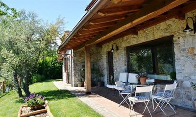 Photo for 2BR Villa Vacation Rental in Piano di Coreglia, Toscana