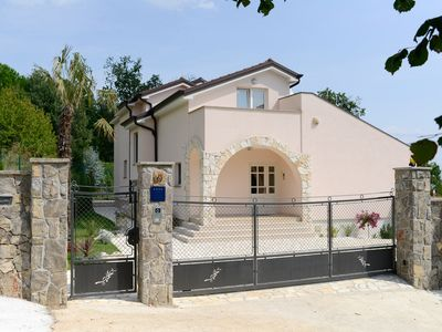 Photo for New Villa Domizil A & N, nature idyll with sea view on the Kvarner book t- Opatija