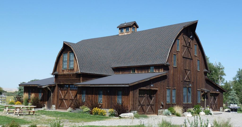 Spacious Country Living In An Historic Building Bozeman