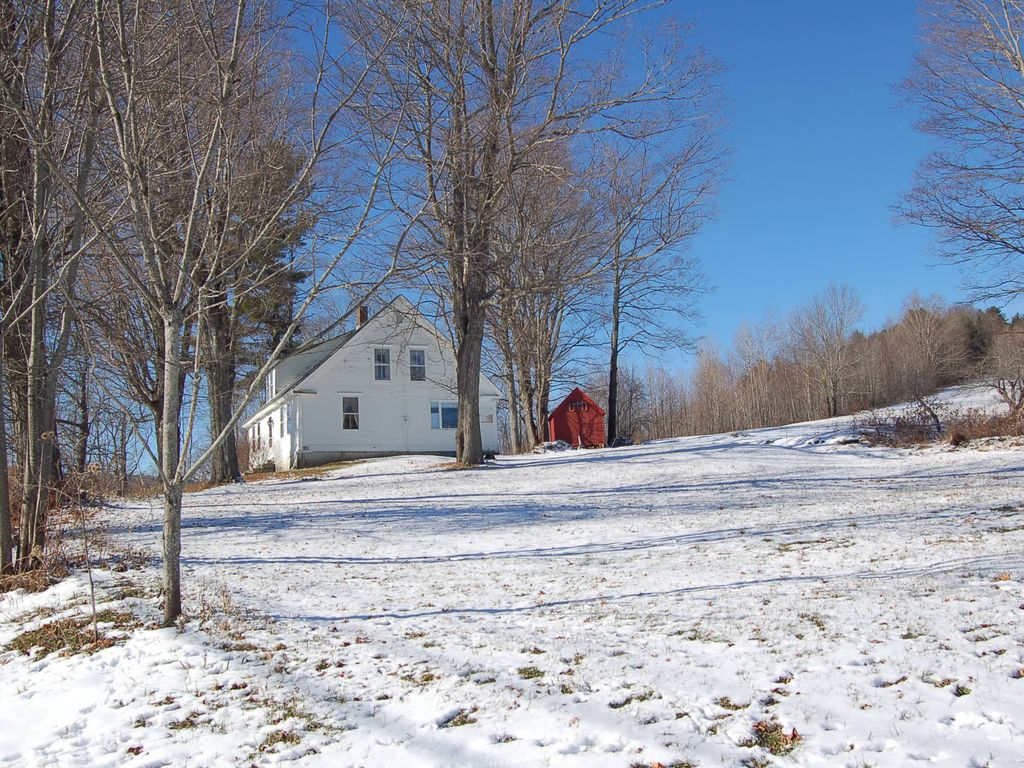 Antique Farmhouse in Lovely Rural Vermont... - HomeAway Vershire