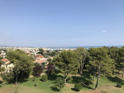 Photo for 2BR Apartment Vacation Rental in Cagnes-sur-Mer, Provence-Alpes-Côte d'Azur