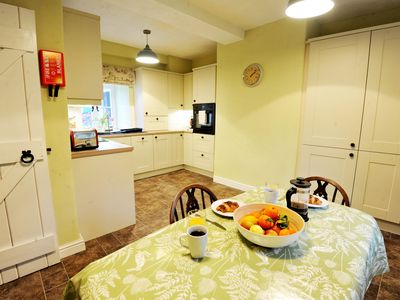 Photo for 13th Century Longhouse converted into three two bedroomed self