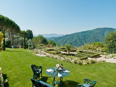 Photo for 4BR Villa Vacation Rental in Lucca, Tuscany