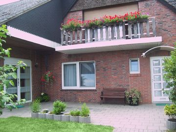 Holiday cottages, right on Dutch border, 15 km Papenburg - Wohnung 2