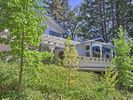 2BR House Vacation Rental in Bass Lake, California