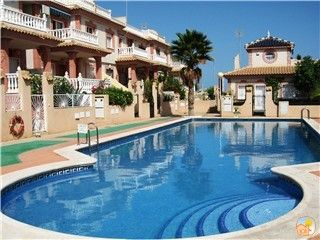 Photo for Overlooking Pool, Terrace, Air Con, WiFi, Satellite TV, Terrace, South Facing