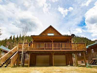 Photo for The Bunkhouse - Private Home in Tenderfoot, Covered Porch, Washer/Dryer, WiFi, Trailer Parking