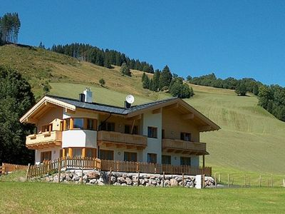 Photo for Spacious Apartment on Slopes in Saalbach-Hinterglemm
