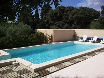 Photo for House between Vaison la Romaine and Chateauneuf du Pape