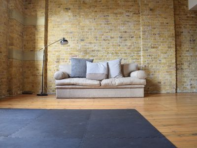 Photo for 1 Bedroom Loft-style Flat in Haggerston