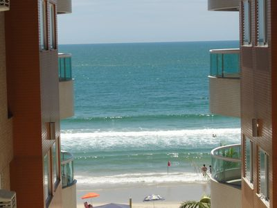 Photo for Wonderful apt facing the sea w / 1 suite, + 2 rooms w / 8 pers. + WI-FI