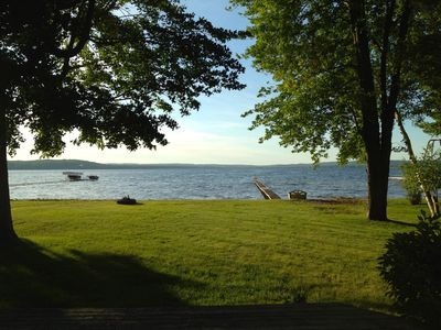Photo for 3BR Cottage Vacation Rental in Honor, Michigan