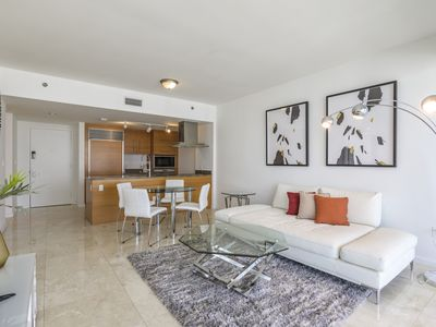 Smart 1BR in Icon Brickell by FlashStay