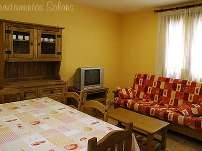Photo for 1BR Apartment Vacation Rental in Bielsa, Huesca