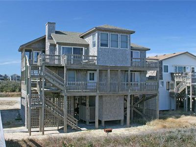 Photo for OCEANFRONT in Buxton w/ Great ocean views