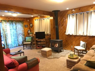 Photo for Location, Location. Walk to Village , short drive to Hunter Mountain