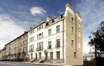 Photo for Top Floor luxury apartment in central Bath