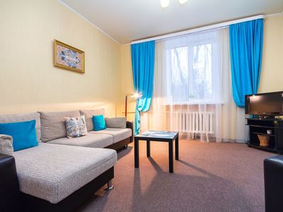 Photo for Excellent 2 room apartment in Minsk