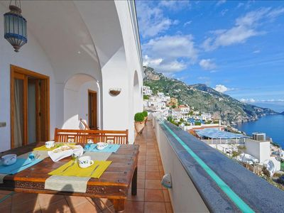 Photo for TPR103-Spectacular views - wonderful villa In Praiano.