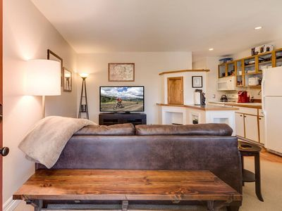 Photo for Cozy Red Roost Residence - Essential Getaway!
