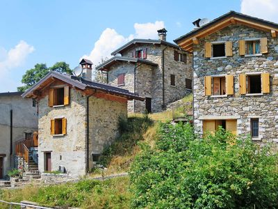 Photo for Vacation home Casa Sun  in Cusino (CO), Lake Lugano - 6 persons, 2 bedrooms