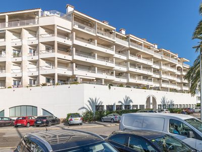 Photo for Apartment overlooking the sea and the port of Empuriabrava