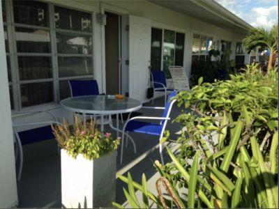 Photo for Siesta Key Condo Steps from the Beach