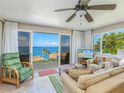 Photo for New Listing: Corner unit with panoramic sunset views!