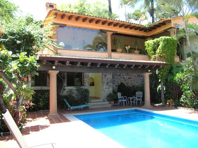 Photo for Stunning, Secluded Colonial Villa in Prestigious Gated Neighborhood
