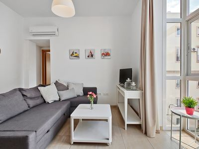 Photo for QUIET AND CENTRAL VERY LUMINOUS APARTMENT