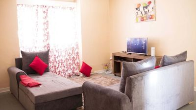Photo for Sabby's cozy apartment close to JKIA airport