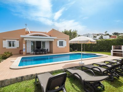 Photo for Villa with private pool and located in a very quiet zone