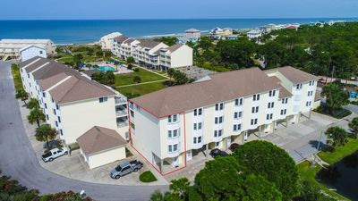 Photo for Gulf Side TownHome With Elevator!! 25% OFF FALL RATES!!!