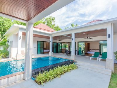 Photo for The Nest -  2 Bedrooms Pool Villa