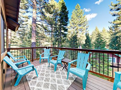 Photo for Brand-New 4BR w/ Pool Table & Hot Tub – 10 Minutes to Beach & Skiing