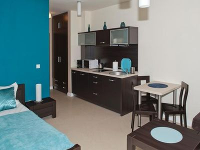 Photo for Holiday apartment Miedzywodzie for 1 - 4 persons - Holiday apartment