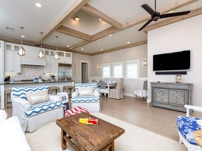 Photo for Chic Gulf-view Home on the Port Aransas Coast – Sleeps 12