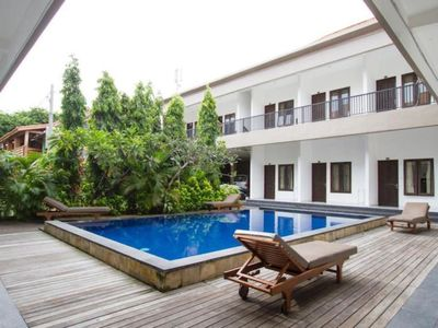 Photo for The Best Seller Cheap Accommodation in Central Seminyak, Close to Shops