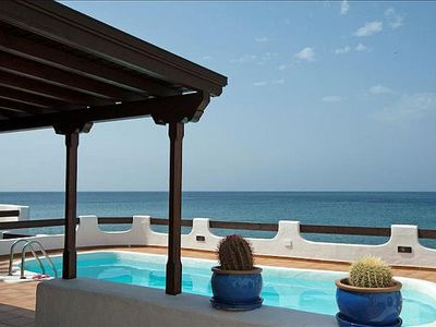 Photo for Villa La Mar Deluxe is situated in a fantastic position, right in the heart of Puerto del Carmen ove