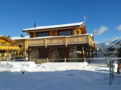 Photo for SPACIOUS CHALET, LUXURIOUS AND chalereux loc WEEK AND WEEKEND OUT VACANCY