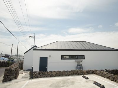Photo for Modern Basalt House Woljeongsorang #1