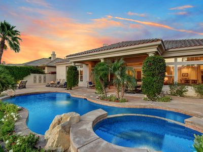 Photo for Discounted Rates for Private Pool Home on Golf Course