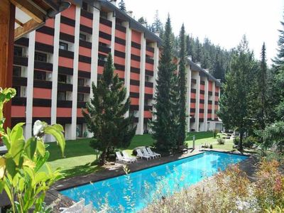 Photo for 1BR Apartment Vacation Rental in Laax