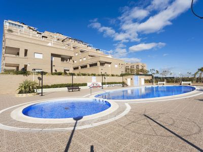 Photo for Apartment Jardines del Mar I  in Oropesa del Mar, Costa del Azahar - 6 persons, 2 bedrooms